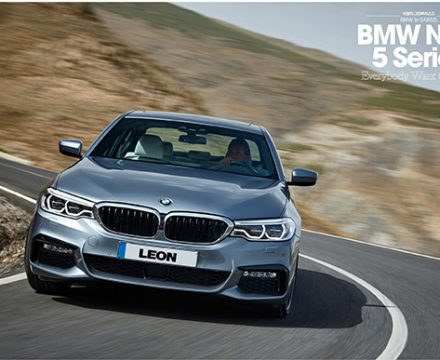 BMW New 5 Series Everybody Want to Know