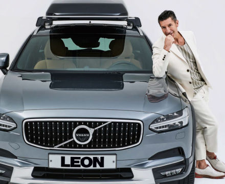 Fashionable Life with the New Volvo Cross Country