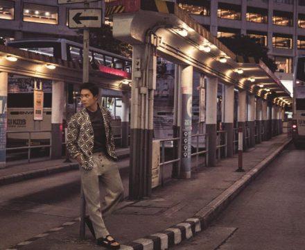 Day & Night in Hongkong