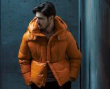 겨울을 책임질 경쾌한 비비드 컬러 다운 재킷