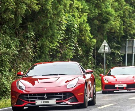 Ferrari 70th Anniversary Rally