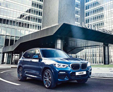 BMW New X3