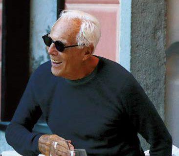조르지오 아르마니 : 티셔츠