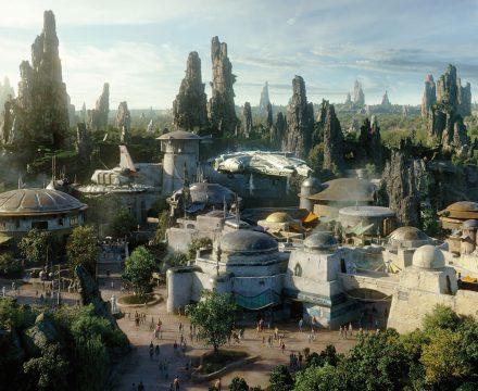 디즈니랜드를 가 점령하다!