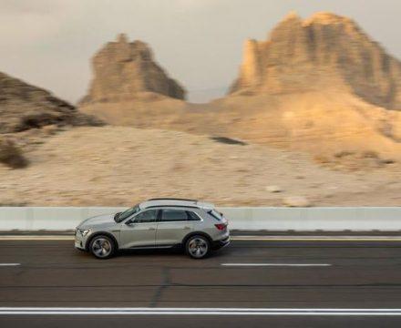 자동차의 미래, 아우디 신형 전기차 e-트론 시승기