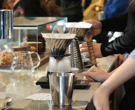 서울에서 해외의 유명 커피를 맛 볼 수 있는 곳들